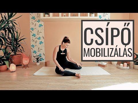 20 Perces Csípő Mobilizálás