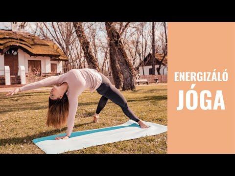 20 Perces Energizáló Jóga
