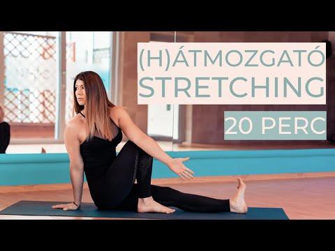 20 Perces (H)átmozgató Stretching